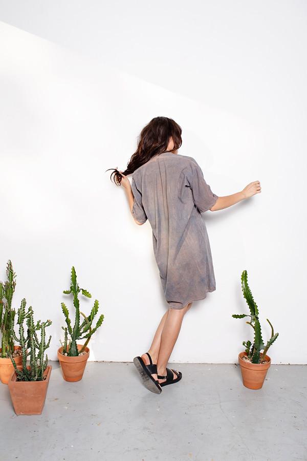Miranda Bennett Muse Dress | Silk