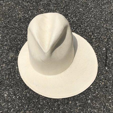 Esenshel Yoko Off-centered Brim Hat