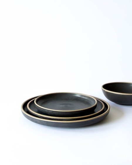 Kettle & Brine x Era Mira Dinnerware - Charcoal