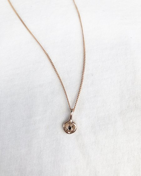 52 GYPSIES LITTLE ODYSSEY NECKLACE - Rose Gold