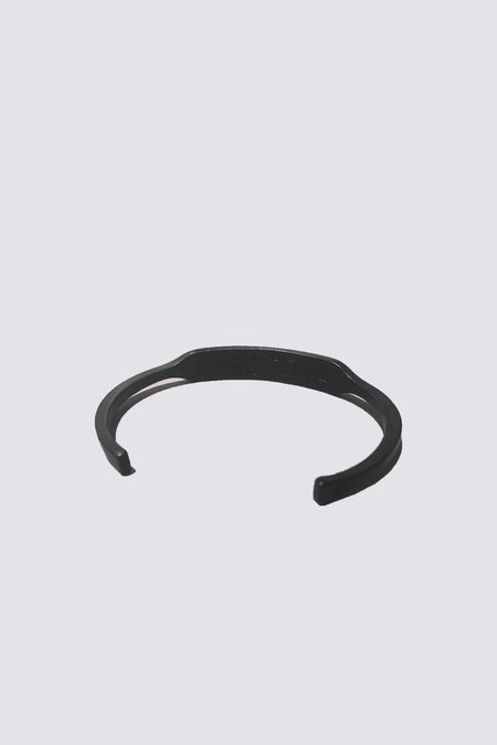 Giles & Brother ID Cuff - Military Black
