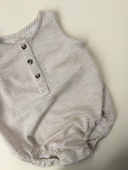 KIDS Daughter Co Canyon Romper Cord