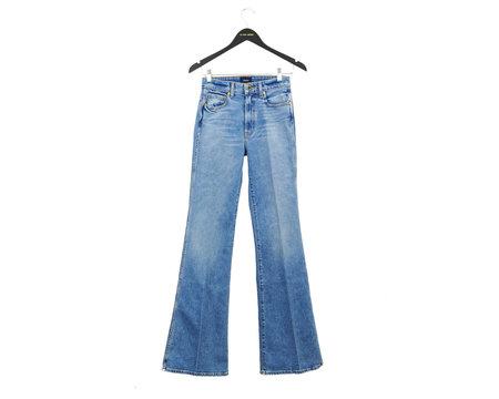 Khaite Reece Flare Jeans - Vintage Blue