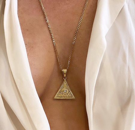 Ellie Vail Mara Necklace - GOLD