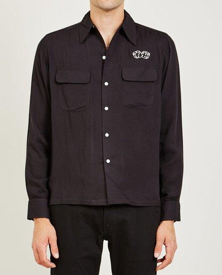 Strangers Easy Come Easy Go Shirt - Black
