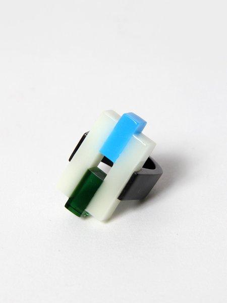 Rabbitneck Shire Ring