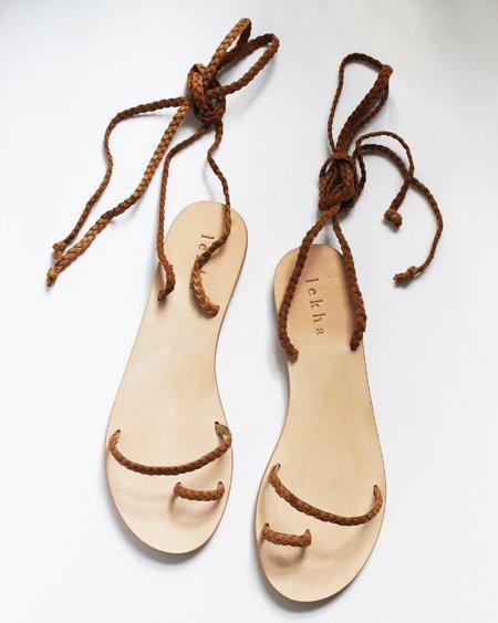 Lekha Lotus Sandal