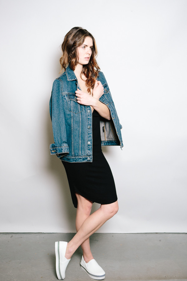 Courtshop Hayley Denim Jacket