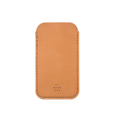 MAKR iPhone 6/7/8 Sleeve - RUSSET