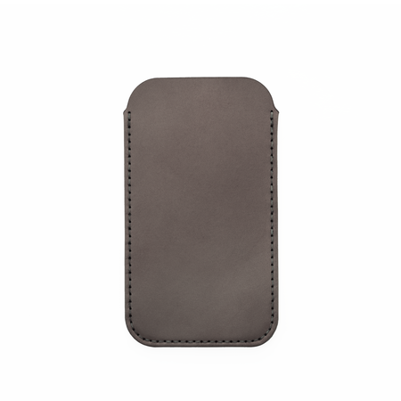 MAKR iPhone 6/7/8 with Card Sleeve - CHARCOAL