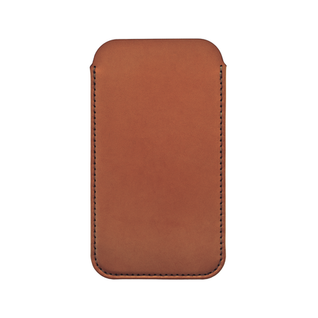 MAKR iPhone 6/7/8 Plus Sleeve - SADDLE TAN