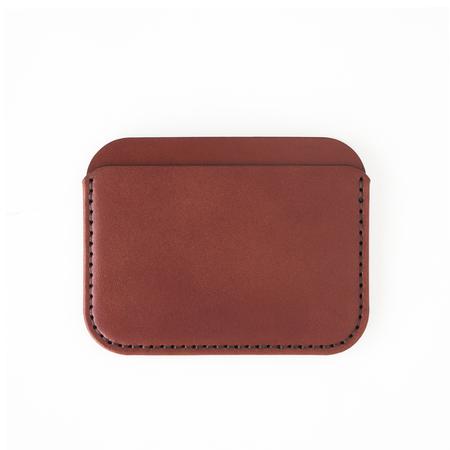 MAKR Round Luxe Wallet - Madeira