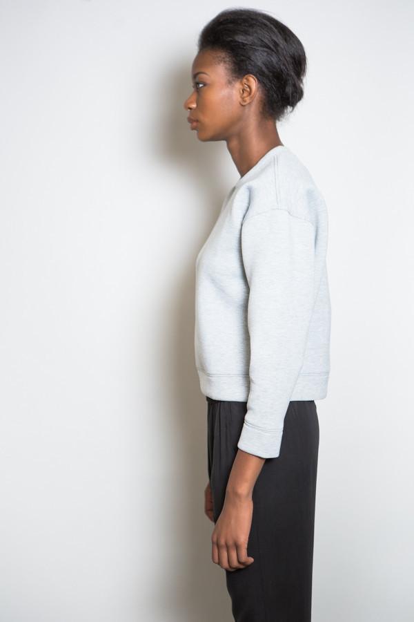 Achro Long Sleeve Neoprene Sweatshirt