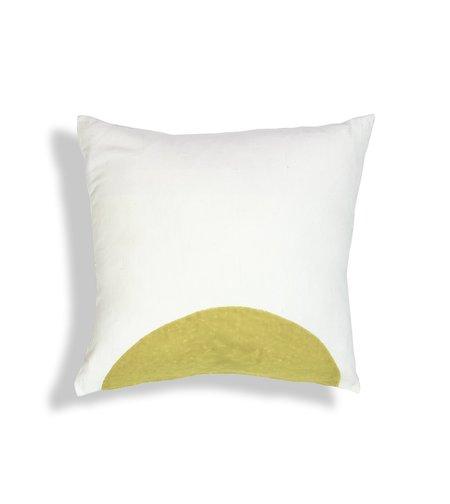 Kessler Dean Line Dash Block Print Pillow