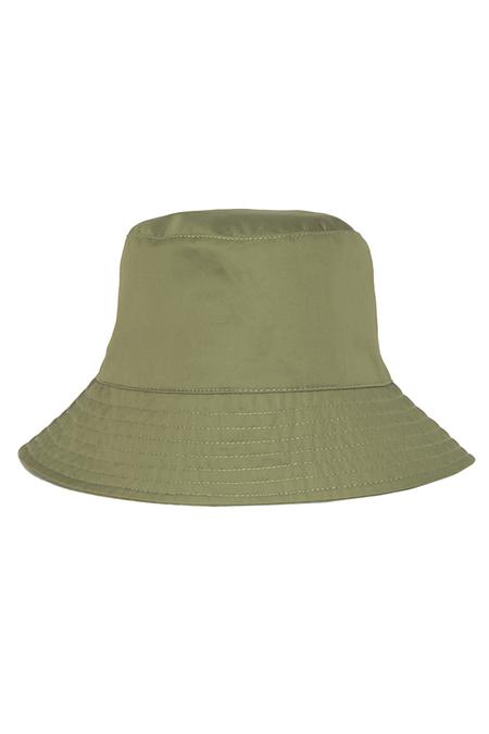 N-DUO panama HAT - Khaki