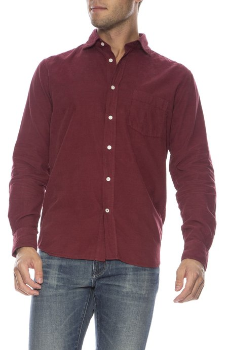 Hartford Paul Pat Corduroy Shirt