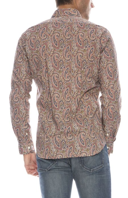 Hartford Sammy Liberty Floral Shirt