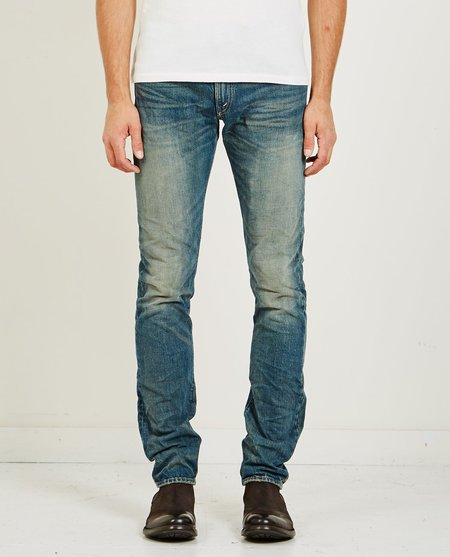 RRL Slim Fit 5 Pocket Denim Jeans - Conrad