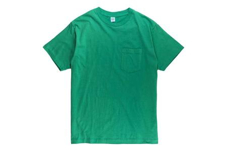 DUBBLEWORKS Pocket Tee - Green