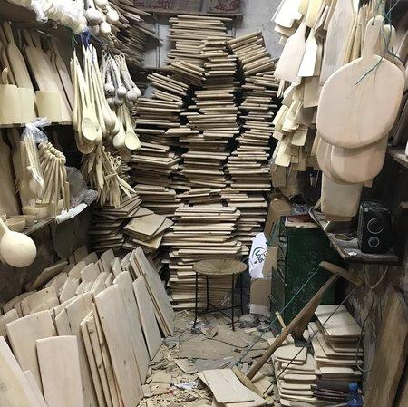 Siku Store Vintage Olive Wood Board