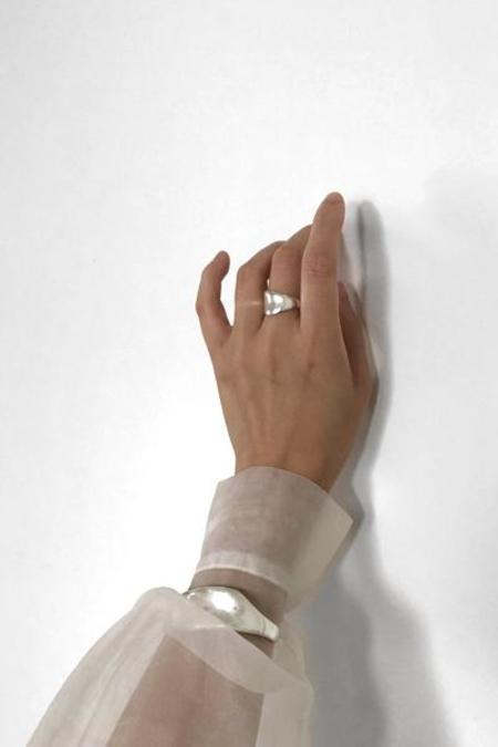Young Frankk Wave Cuff Bracelet