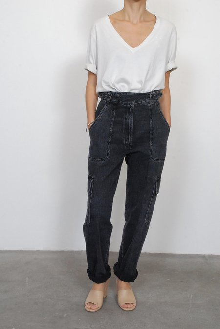 Rachel Comey Roam Pant - Washed Black