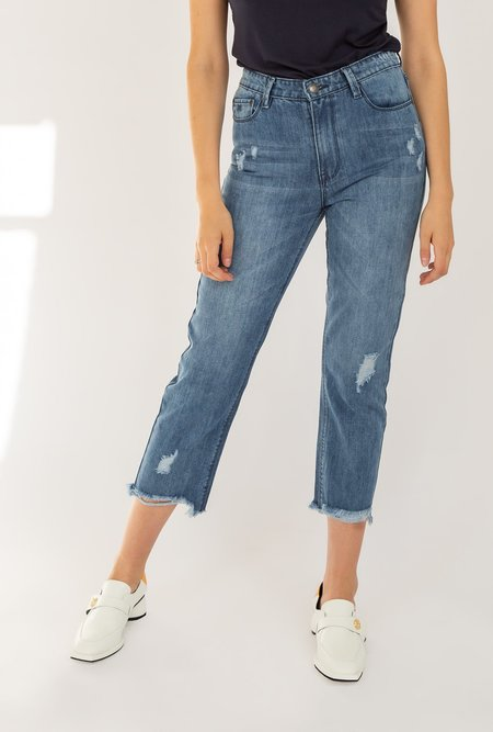 RES Denim Bailey Straight Jean - TWO WAY