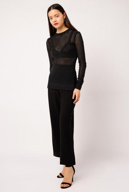 Frankie Jaden Sweater - BLACK