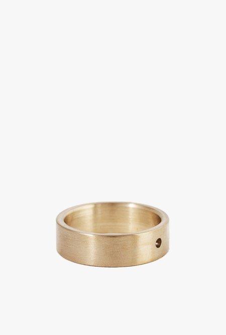 Marmol Radziner Small Lightweight Solid Standard Ring
