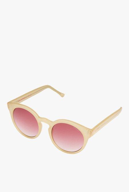 KOMONO Lulu Sunglasses - PALE BLUSH