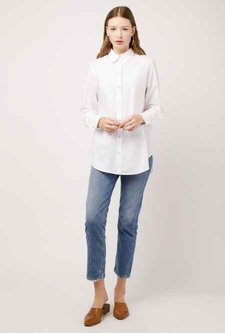 Kow-Tow Classic Shirt - WHITE