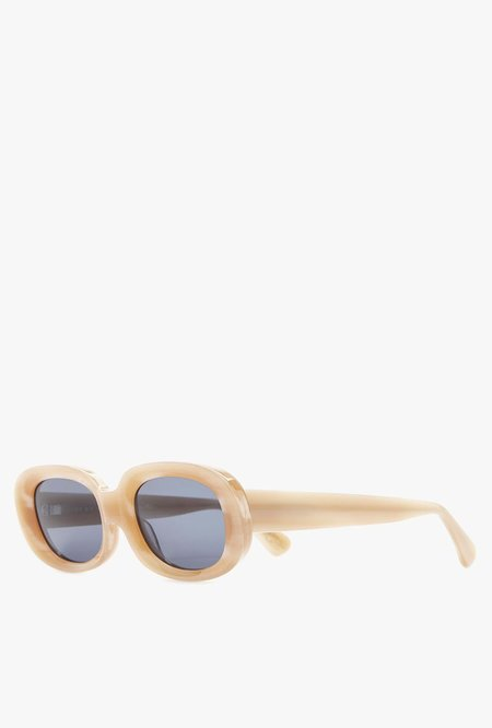 Crap Eyewear The Bikini Vision Sunglasses - Bone White