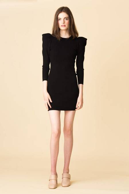 A.L.C. Raina Dress - Black