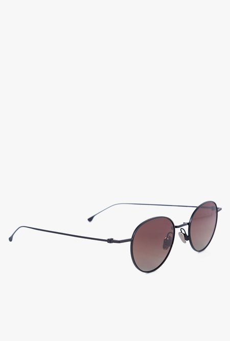 KOMONO Hailey Sunglasses - Black/Brown