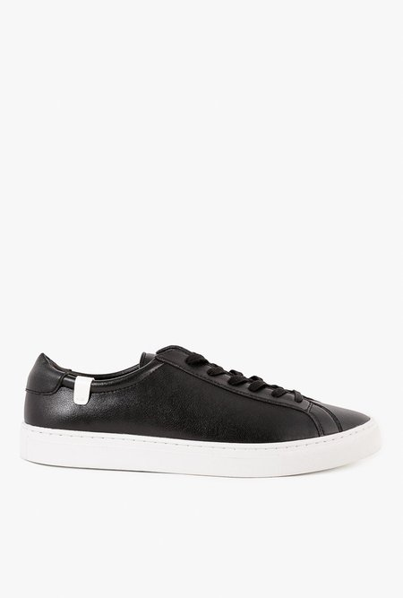 House of Future Original Low Top Shoe - BLACK