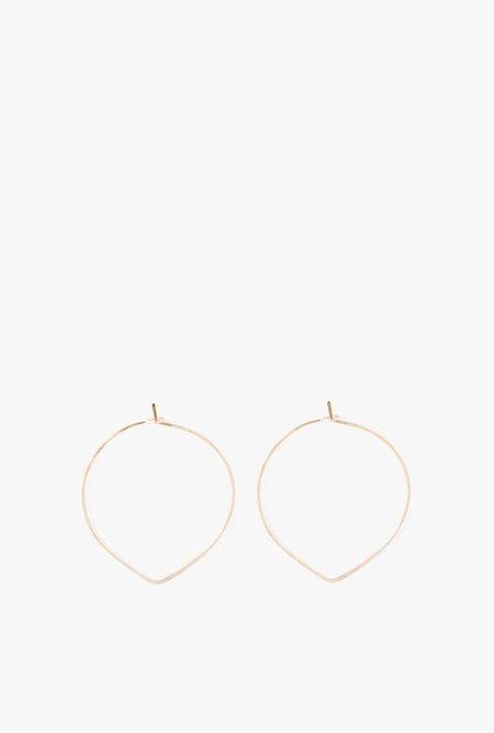 Circadian Studios Small Petal Earrings