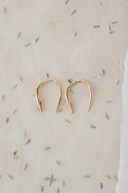 Merewif Hook Poke Earrings