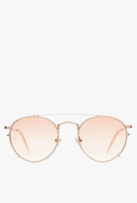 Crap Eyewear The Tuff Safari Sunglasses - ROSE GOLD