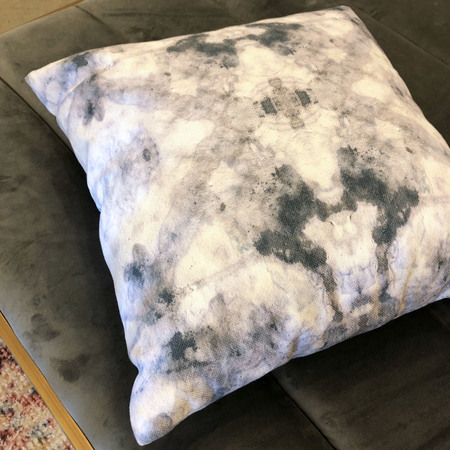 Eskayel The Drama Pillow Case - Ocean