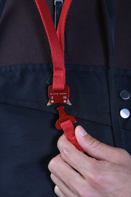 1017 ALYX 9SM Key Lanyard - RED