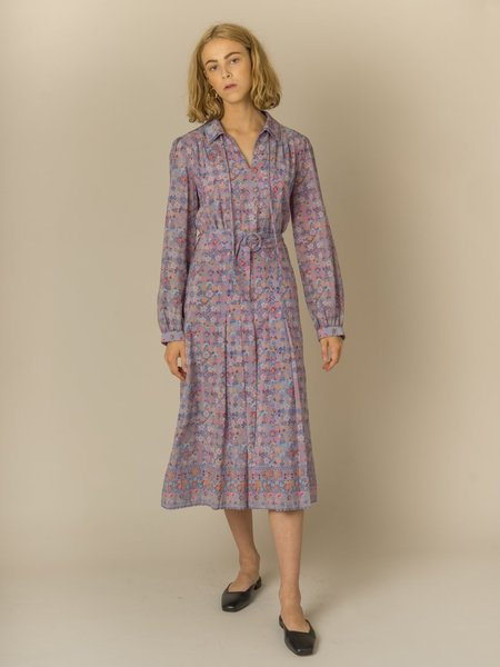 Shop Boswell Vintage Dress - Floral