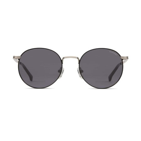 Komono Taylor Sunglasses - Silver Black
