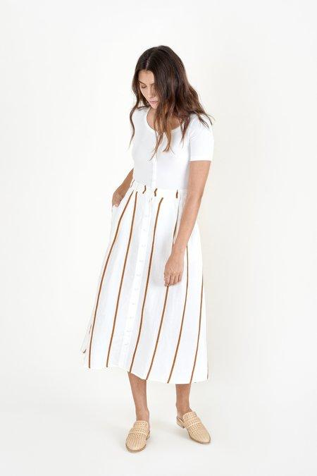 Sancia Eva Skirt - Mae Stripe
