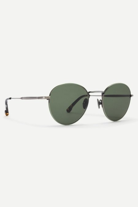 Steven Alan Quincy - Brushed Dark Gunmetal