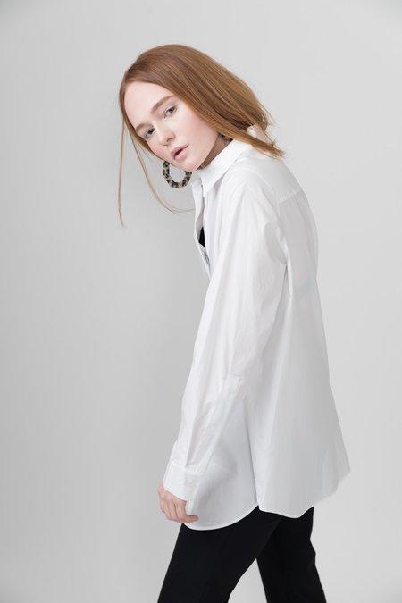 Alexander Wang Cotton Poplin - White