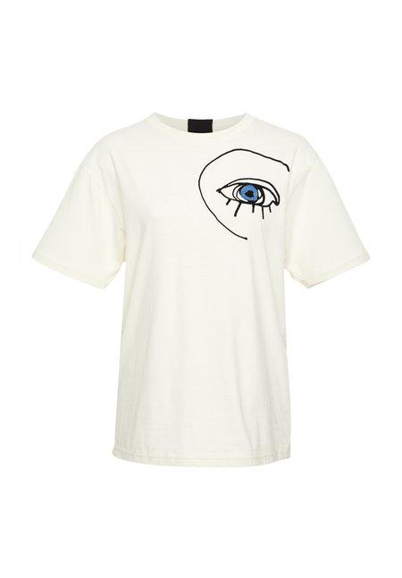 Delfi Blue Eye T-Shirt