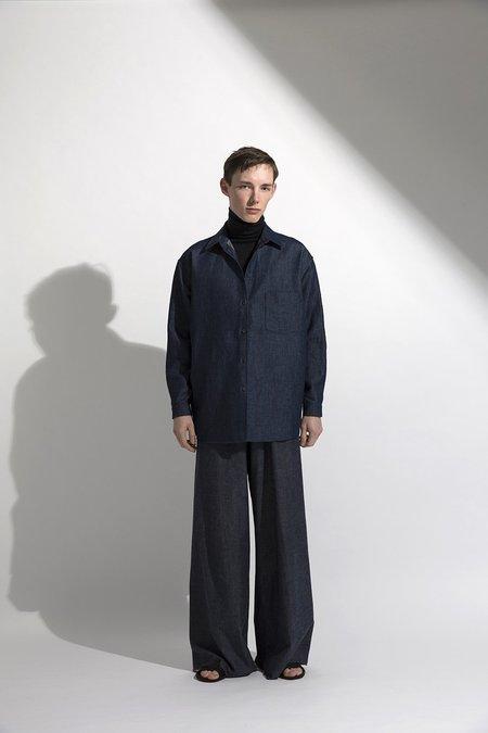 Unisex Sherie Muijs No.18 Shirt - Denim