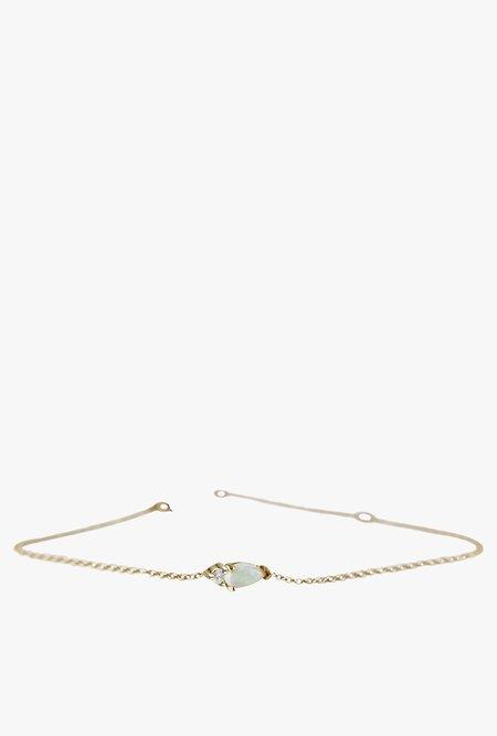 Lumo Emilia Opal Bracelet - 14k Gold