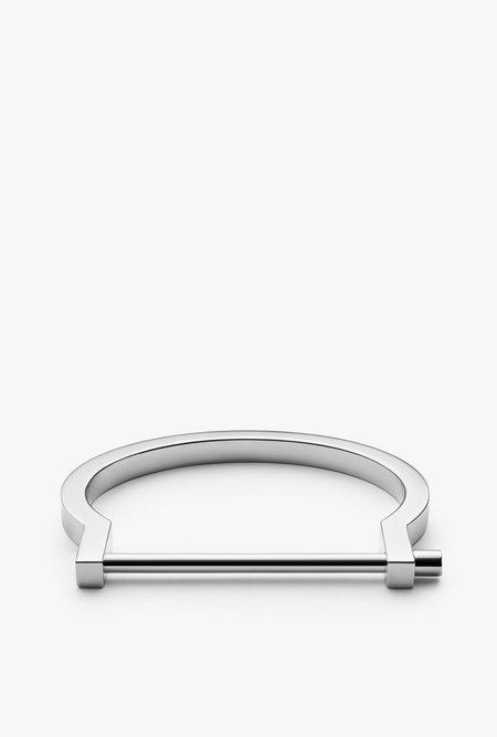 Miansai Modern Screw Cuff - Sterling Silver