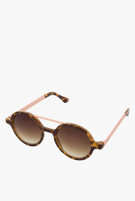 KOMONO Vivien Sunglasses - ROSE GOLD